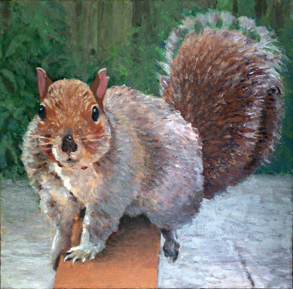 John Hackney Squirrel